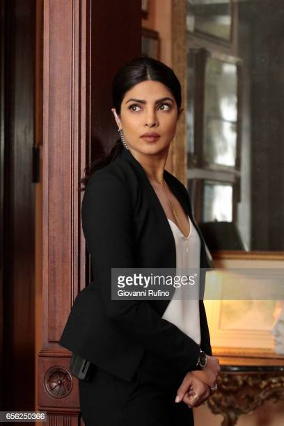 QUANTICO 'MKTOPAZ' When Clay is forced to use his fiancée to carry out an operation the whole team reexamines their personal connections or more...