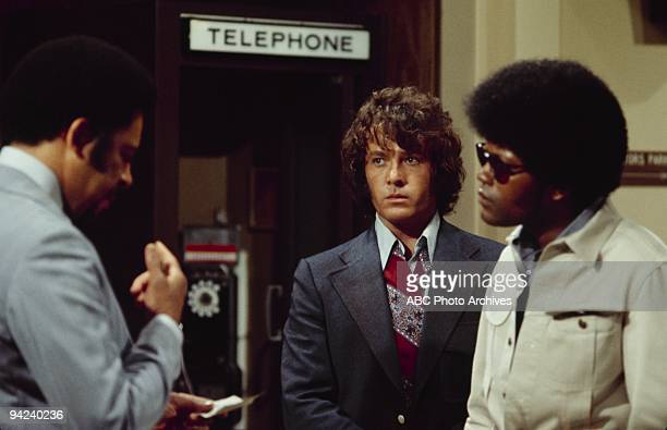 MOD SQUAD When Greer is Seriously wounded by three phony cops and four suitcases of heroin are stolen the Squad goes to work during 'The Connection'...