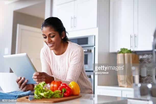 Lorsqu'il s'agit de cuisiner, l'internet a ses couverts