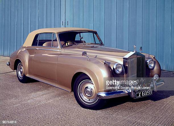 When it was launched in 1959 the Silver Cloud II was the first production RollsRoyce to be powered by a V8 engine The new 6230cc engine enabled the...