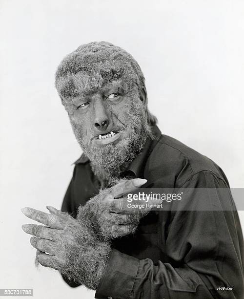1945 When Lon Chaney Jr appeared in Universal's 'House of Dracula' he played a wolfman for the fourth time His makeup for this part required 7 hours...