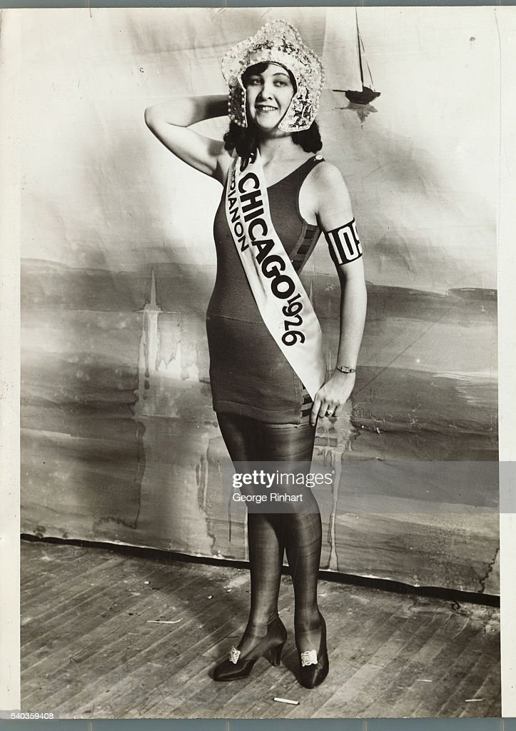 When The Beauty Parade In The Trianon 39 Miss Chicago