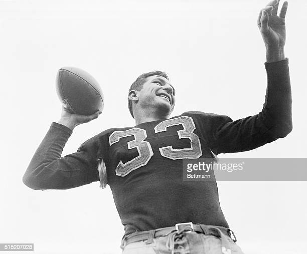 When the New York Giants clash with the Washington Redskins for the Easter Professional Football Championship on 12/5 the biggest menace to the...