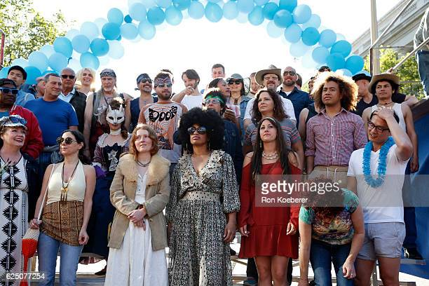 RISE 'When We Rise' is written and created by Academy Award winning screenwriter Dustin Lance Black This miniseries event chronicles the reallife...