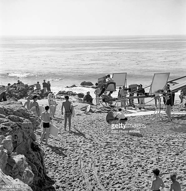 'Where the Action Is' a onehour musical taped on location at Leo Carrillo State Beach in Santa Monica CA on February 13 features some of the...