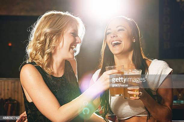 Wo gibt es einen Freund, gibt es eine party