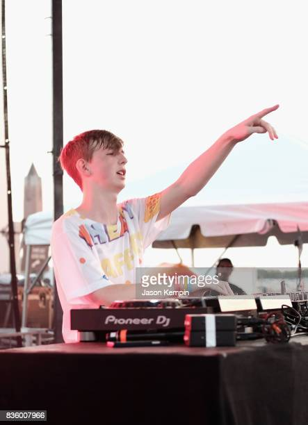 Whethan performs during Day Two of 2017 Billboard Hot 100 Festival at Northwell Health at Jones Beach Theater on August 20 2017 in Wantagh City