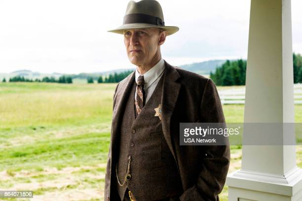 DAMNATION 'Which Side Are You On' Episode 102 Pictured Christopher Heyerdahl as Don Berryman