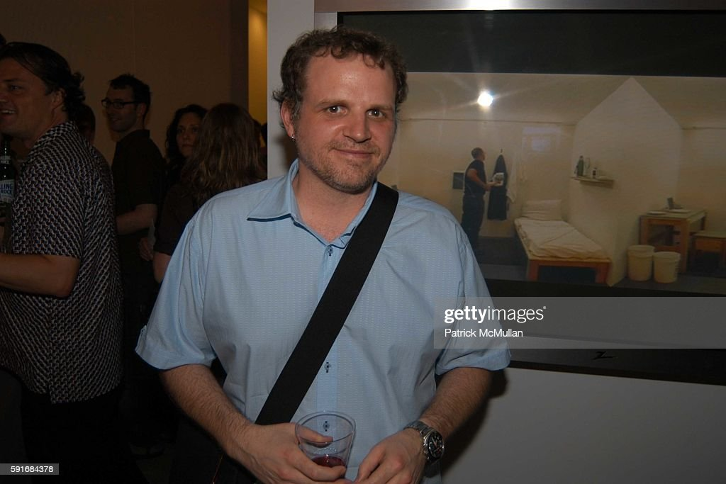 T Whid attends New Museum Hosts Opening Reception for Aernout Mik's Refraction Rhizome Artbase 101 at New Museum Of Contemporary Art on June 22 2005...