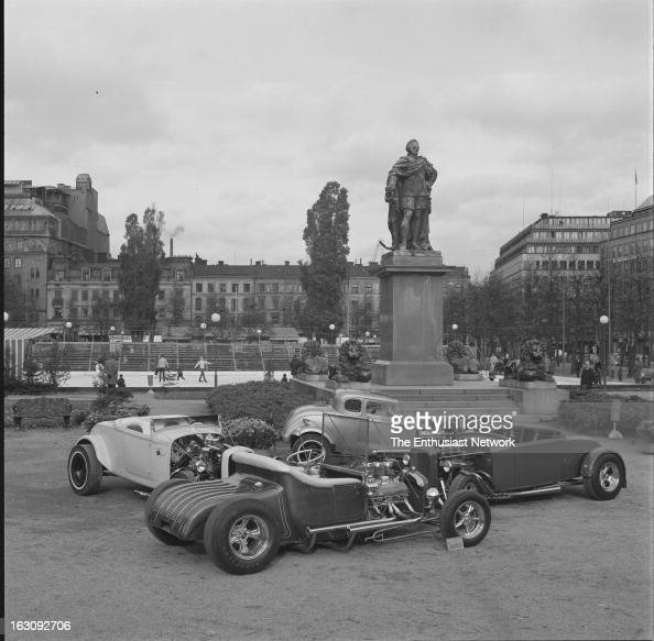 Swedish Classic American Car Club - 1966 Pictures | Getty Images