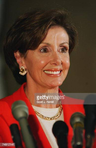 WHIPNancy Pelosi DCalif during her swearingin ceremony in Statuary Hall In becoming House Minority Whip Pelosi becomes the highestranking woman ever...