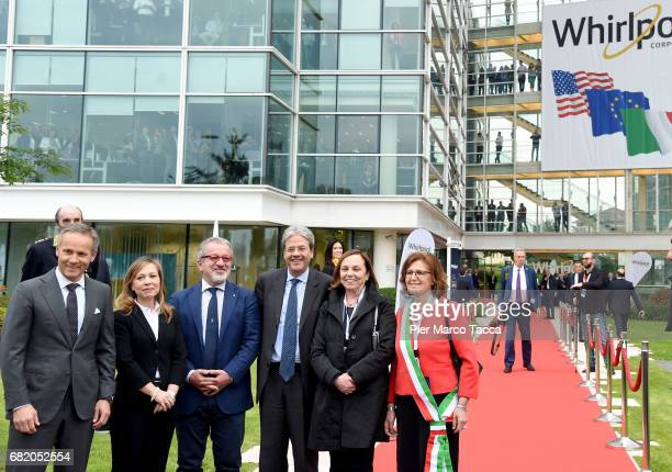 Whirlpool Corporation President and Chief Operating Officer Marc Bitzer President Europe Middle East and Africa Executive Vice President Whirlpool...