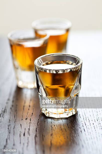 Whiskey shots