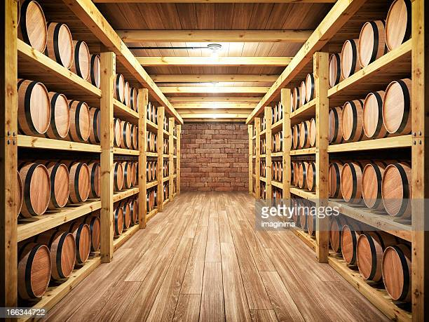 Whiskey / Wine Cellar