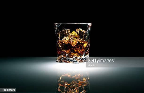 Whisky avec glaçons