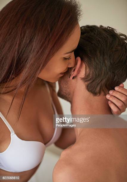 Whispering sweet nothings