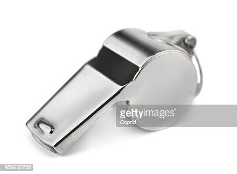 Whistle : Stock Photo