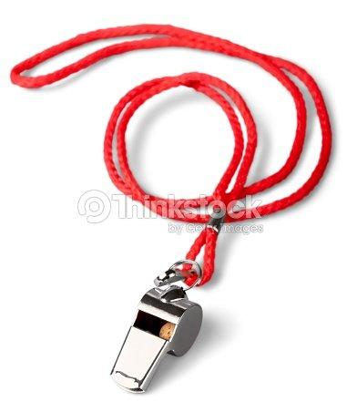 Whistle. : Stock Photo