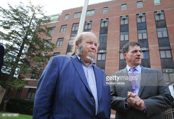 Whistleblowers Ed Kois left head of Manchester VA's spinal cord clinic and Stewart Levenson retired chief of medicine at the Manchester VA hospital...