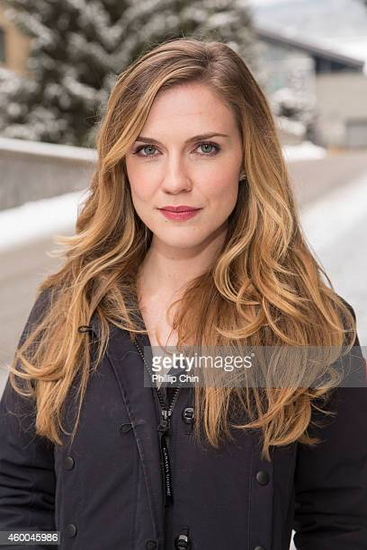 Whistler Film Festival Rising Star Actress Sara Canning attends the Whistler Film Festival on December 5 2014 in Whistler Canada
