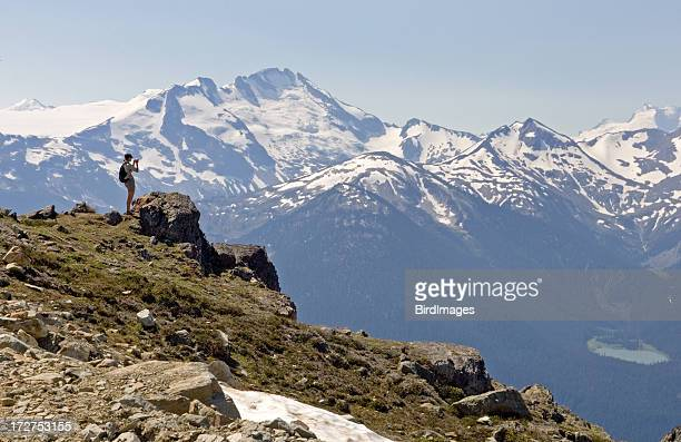 Whistler Mountian - Hiker Photographer
