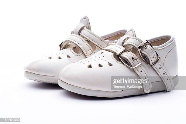 White Baby Shoe Series