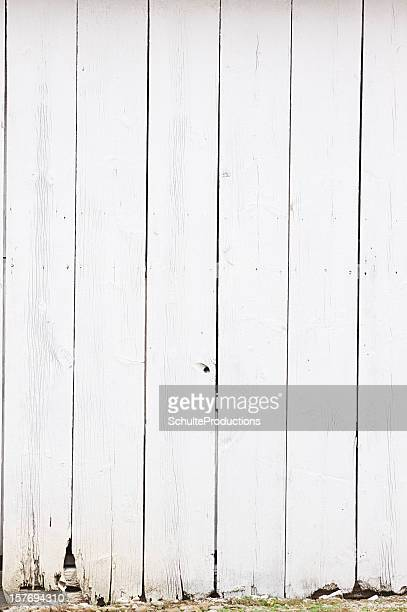 White Barn Background.
