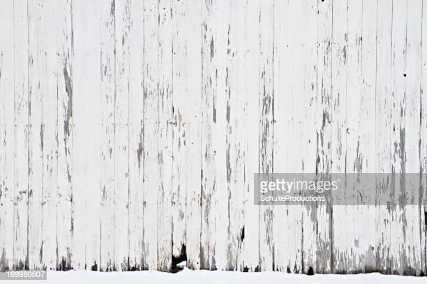Fienile sfondo bianco