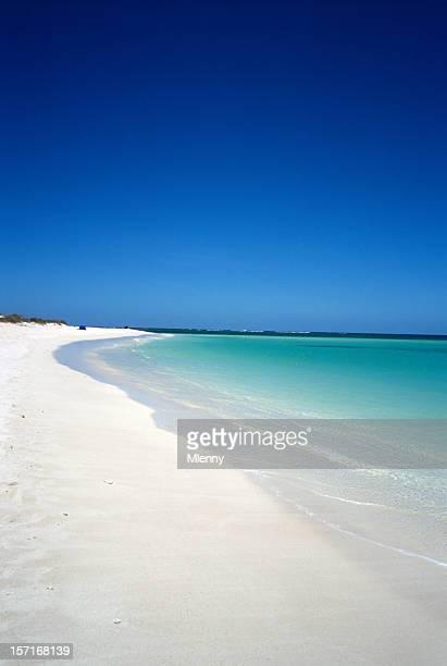 white beach Australia