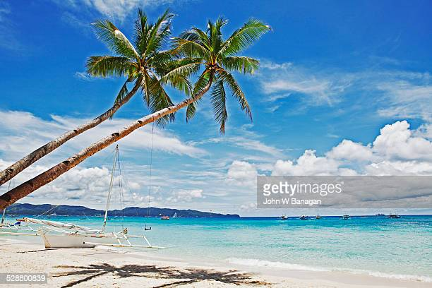 White Beach, Boracay, Phillipines