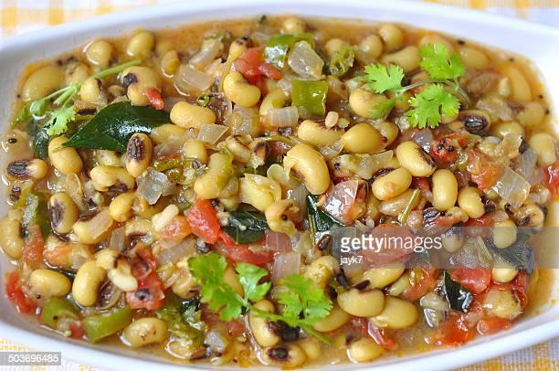 White bean dish