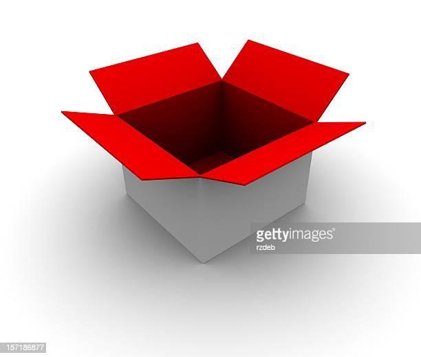 White Box Red inside