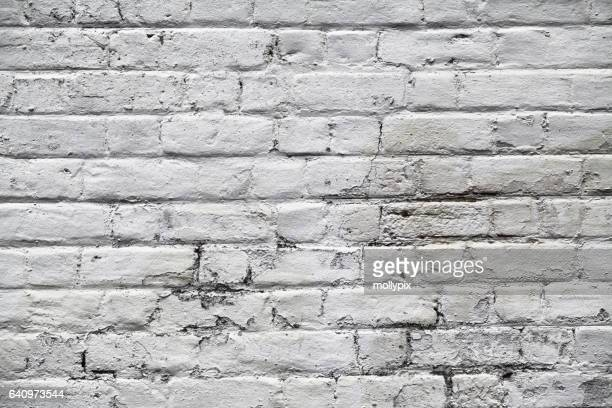 White Brick Wall Texture Backdrop Backgrounds