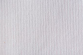 White canvas texture close-up. High resolution photo.