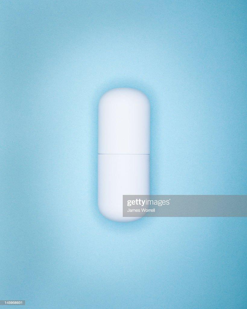 White Capsule
