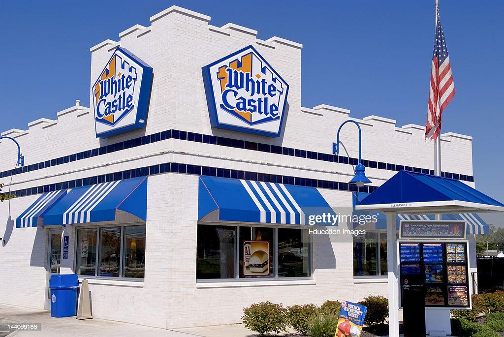 White Castle Hamburger Restaurant Columbus Ohio