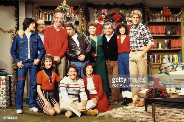 DAYS 'White Christmas' 12/16/80 Scott Baio Al Molinaro Jerry Paris Henry Winkler Marion Ross Tom Bosley Erin Moran Ted McGinley Cathy Silvers Anson...