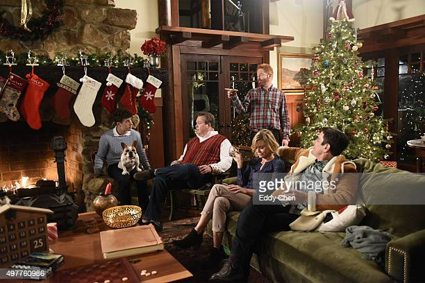 FAMILY 'White Christmas' In hopes of the perfect white Christmas she never had in Columbia Gloria rents a cabin in the mountains for the whole family...