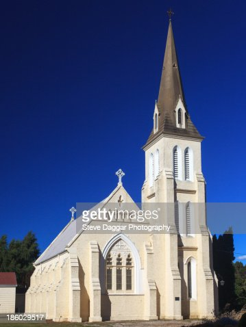 White Church at Evandale