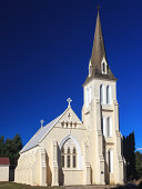 White Church at Evandale