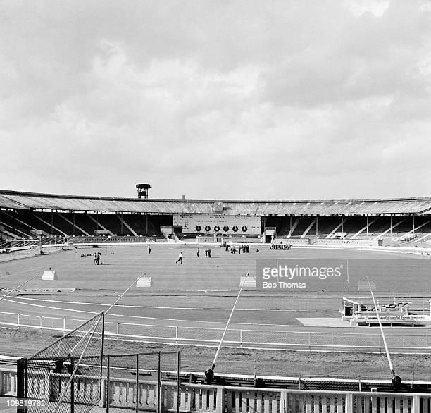 White City Stadium London 1963