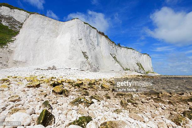 White cliffs, St Margaret's Bay, Kent, England