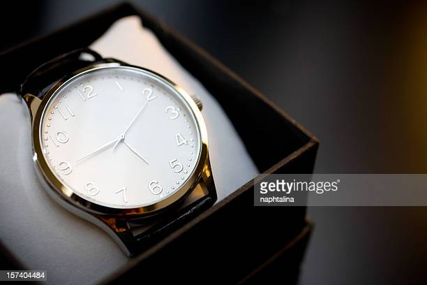 Horloge blanc White