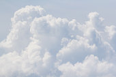 white cloud background and texture