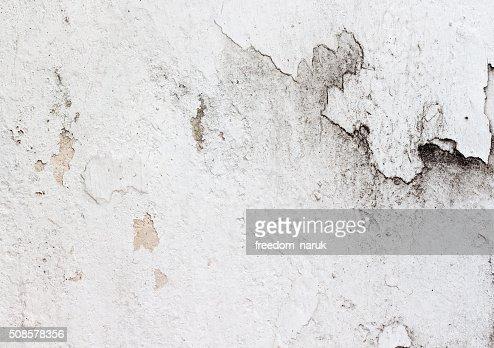 white concrete wall texture : Stock Photo