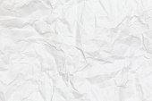 White creased paper background texture. White paper sheet.White creased paper background texture. White paper sheet.