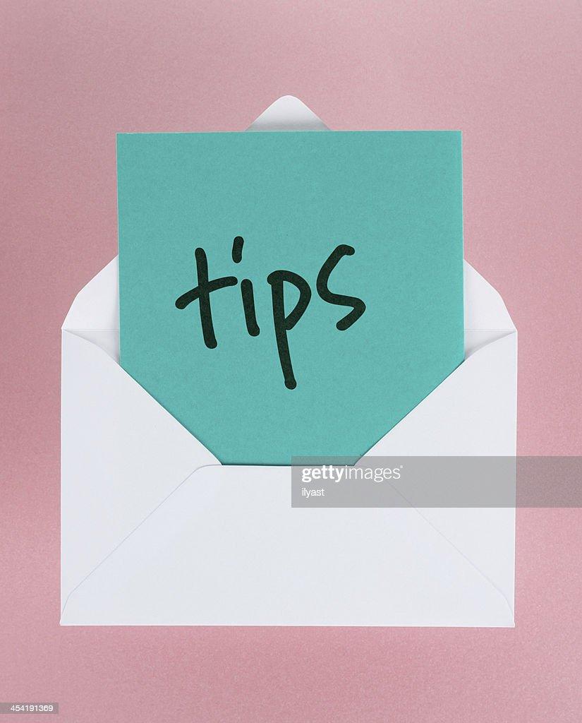 Tipps : Stock-Foto