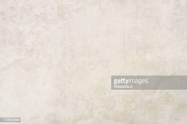 Weiße grunge Wand Textur Rom, Rom, Italien