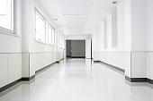 White Hall hospital indoor residence, medical
