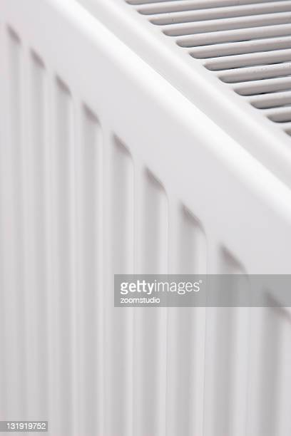 White heat radiator